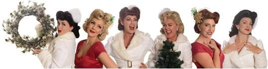 Swing Into Christmas with The Beverly Belles